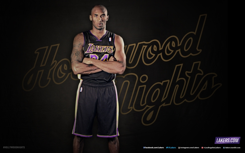 Tonight is the Lakers first game.