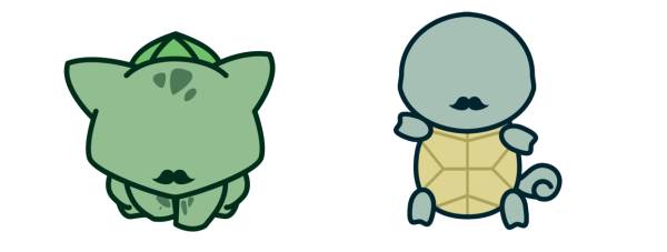 Gentlemon-by-Nicholas-Poulos-Blubasaur-Squirtle